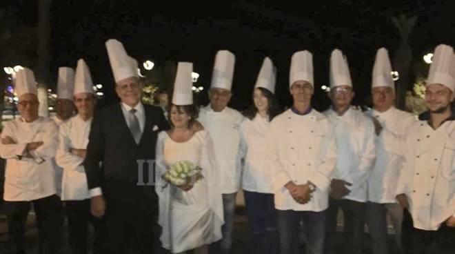 Auguri Matrimonio Greco : Matrimonio tra chef umberto e antonella hanno detto sì