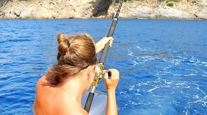pescatore pescatrice Argentario Fishing Cup