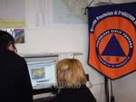protezione civile sala operativa