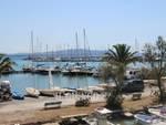 Talamone porto