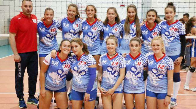 Under 14 Volley Grosseto