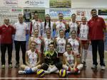 Volley Grosseto prima squadra serie C 2017