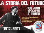 100 anniRivoluzione Ottobre 2017