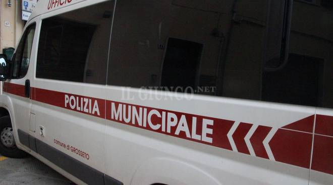 Polizia Municipale (ufficio mobile)