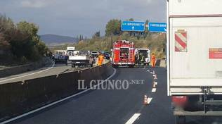 Incidente Fonteblanda novembre 2017