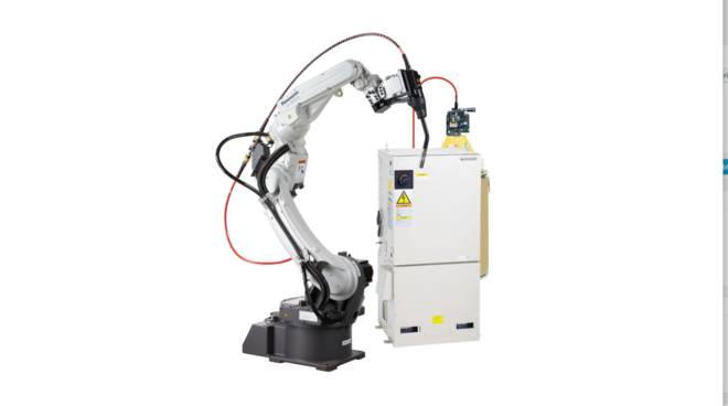 robot saldatore