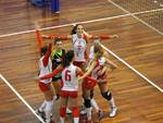 Volley Grosseto serie C esultanza