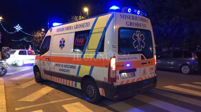 ambulanza Misericordia 2017