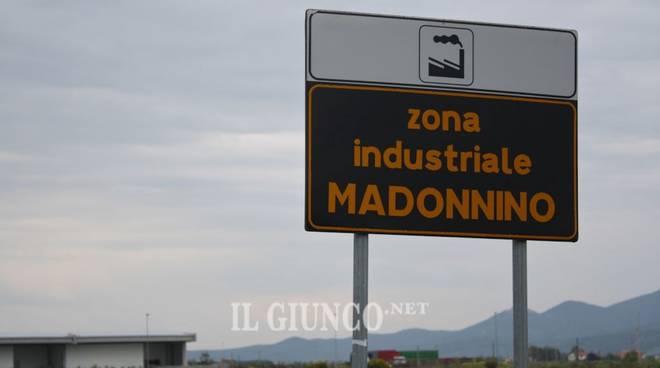 Area industriale Madonnino