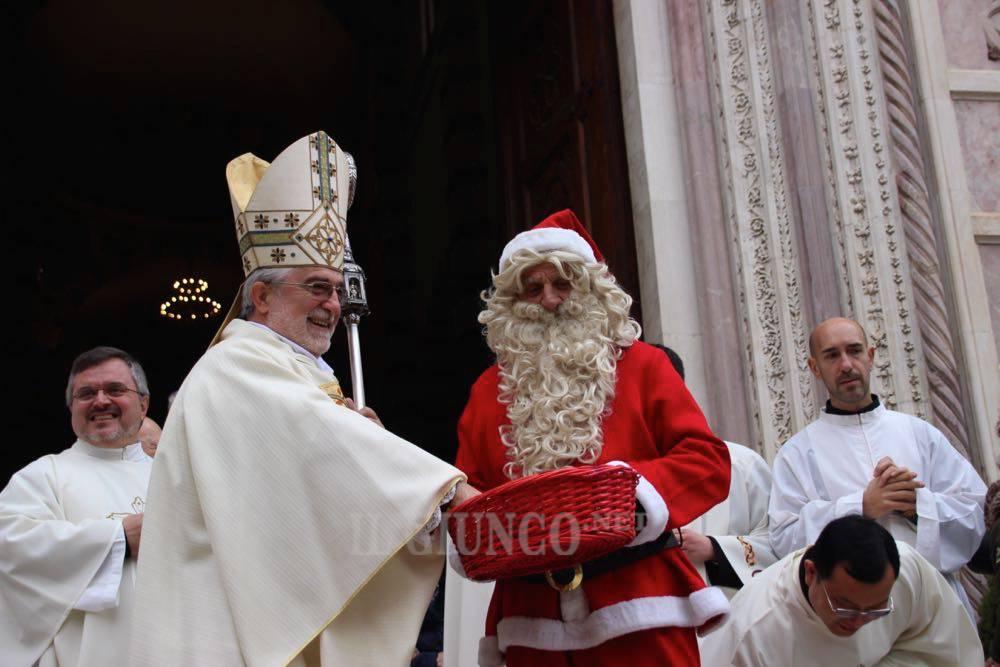 Babbo Natale in piazza 2017 (Urbano Peruzzi)