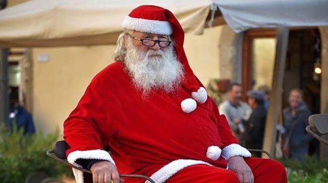 Babbo Natale Pitigliano