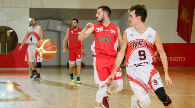 basket gea 2018 morgia