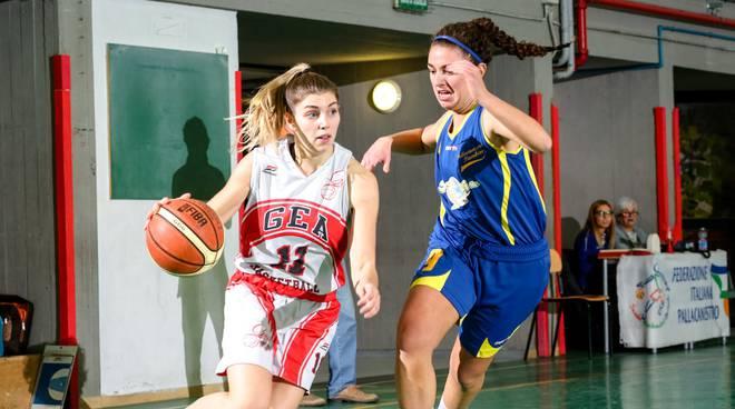 gea femminile elena furi basket