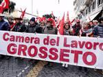Manifestazione contro Legge Fornero 2017