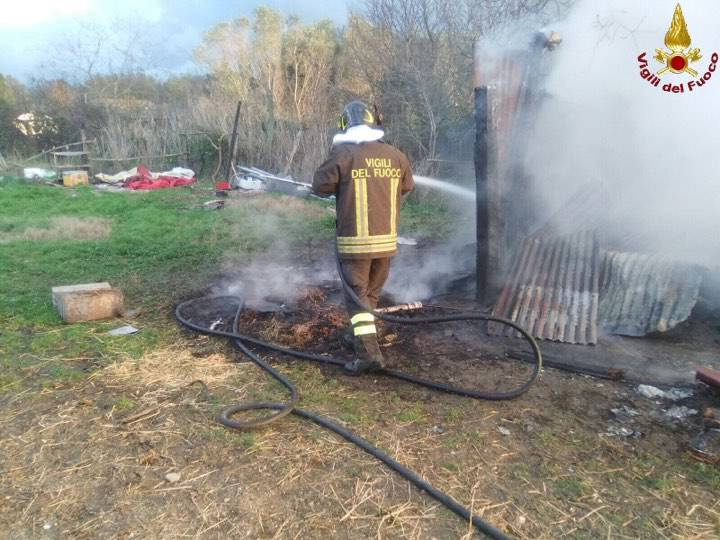 baracca a fuoco