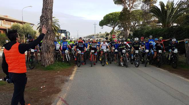 campionato inverno Mountain bike Uisp