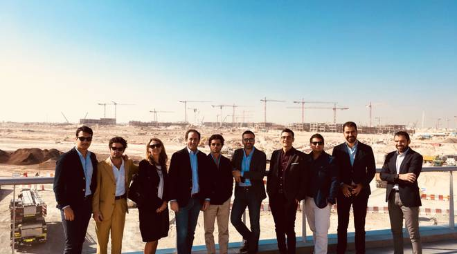 Elettromeccanica Emirati