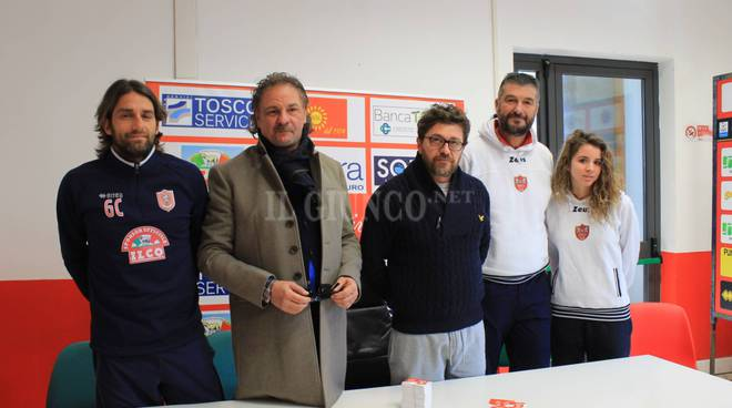 Gemellaggio Us Grosseto e Volley Grosseto