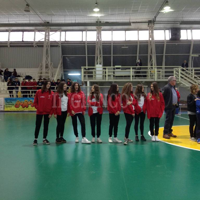 Inaugurazione Bombonera - Grosseto handball