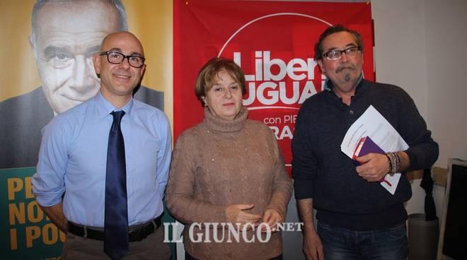 Liberi e Uguali (candidati)