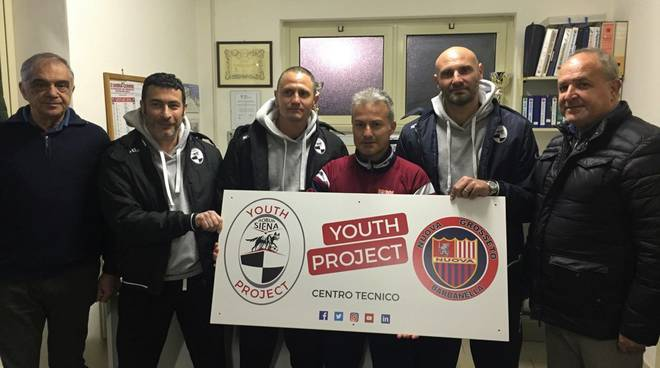 Nuova GB e Robur Siena per Youth Project