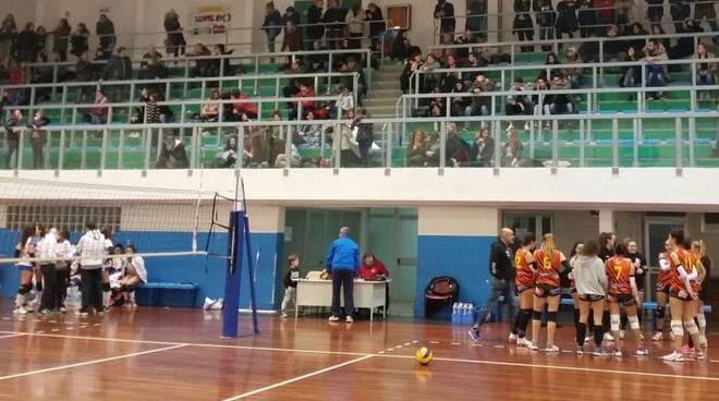 Pallavolo Azzurra contro Gr volley