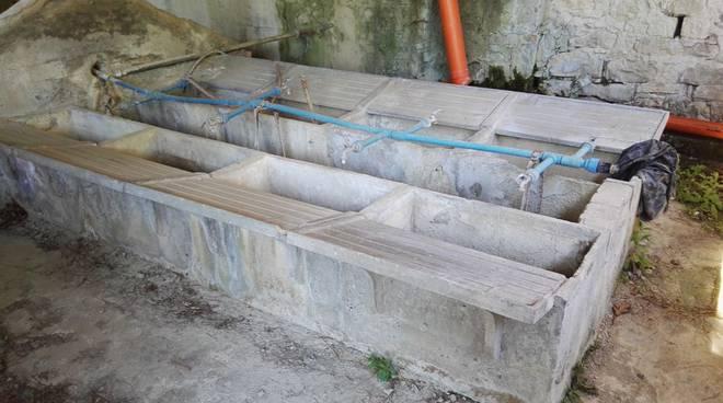 pozzi lavatoi Stribugliano