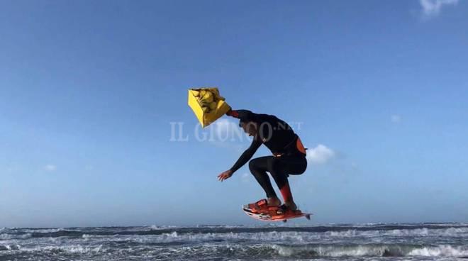 Vento forte kite