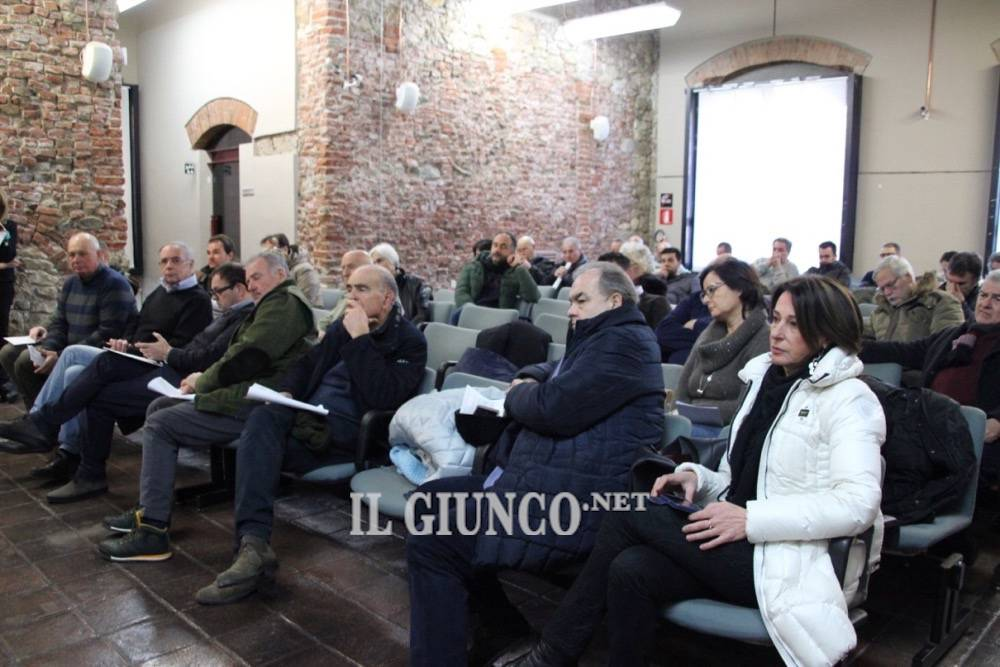 Agrinsieme confronto candidati 2018