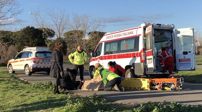 ambulanza parco via Giotto 2018