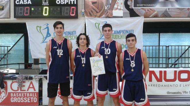 basket Fossombroni