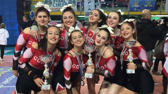 Campionati Cheerleader 2018