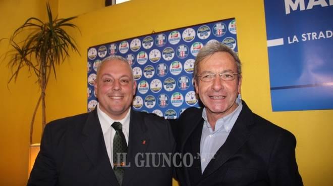 Candidati centrodestra 2018 Vivarelli Colonna Lolini