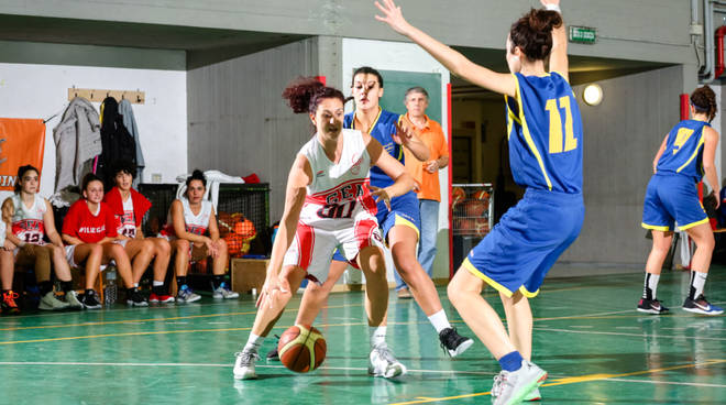 Gea basket femminile Anna Carnemolla