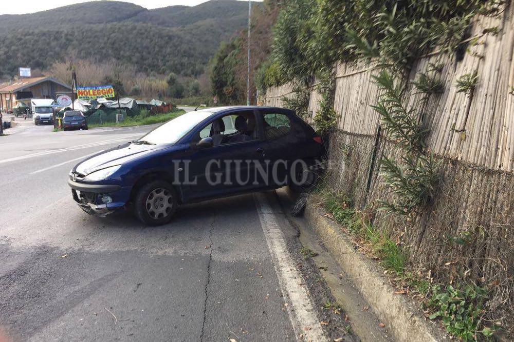 Incidente Santa Liberata 2018