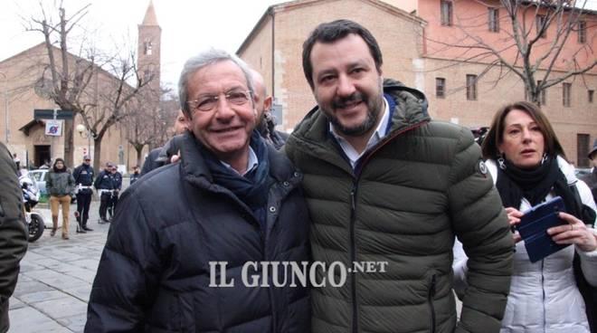 Matteo Salvini 2018