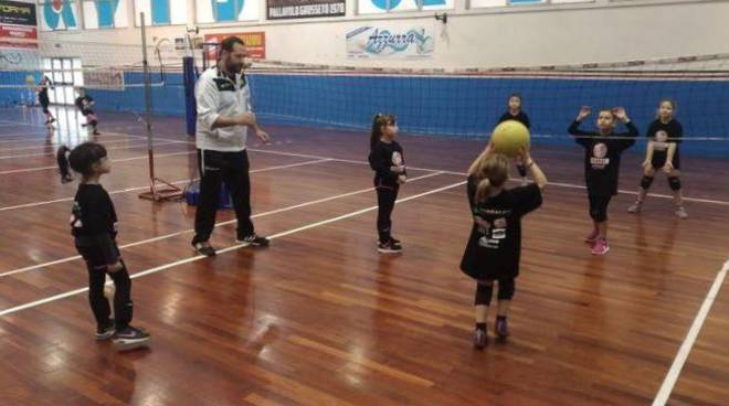 mini volley torneo S3 white