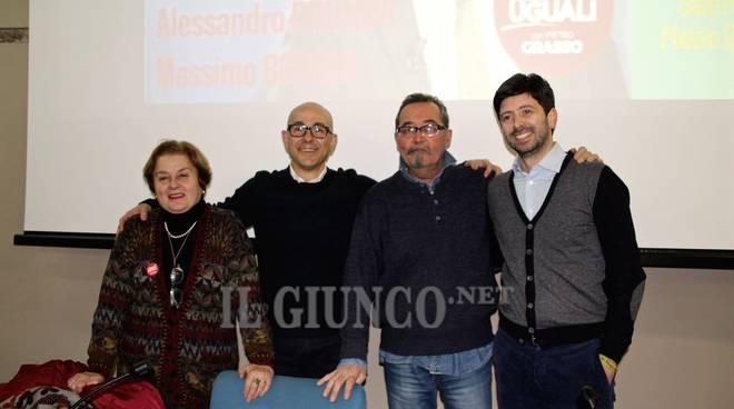 Roberto Speranza Liberi e Uguali
