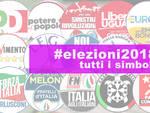 Simboli elettorali politiche 2018