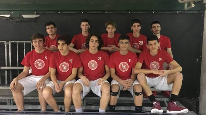 under 18 pallacanestro grosseto