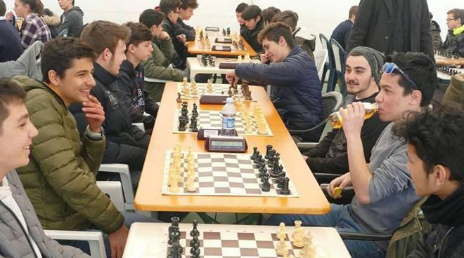 campionati studenteschi di scacchi