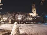 Città sotto la neve febbraio 2018