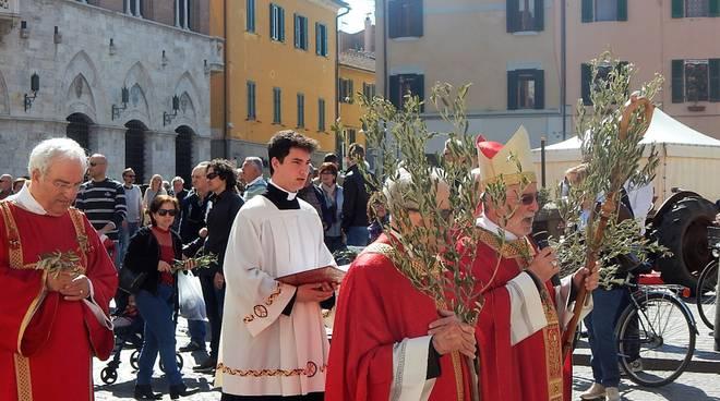 Domenica delle palme, arrivati a Roma gli 80mila ramoscelli di Rossano