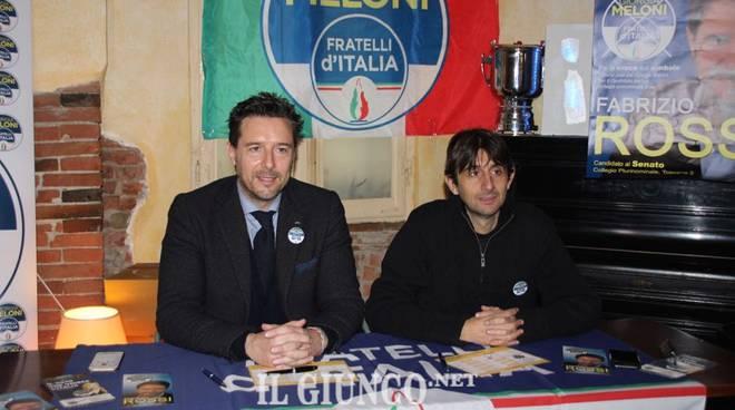Fabrizio Rossi Giovanni Donzelli 2018