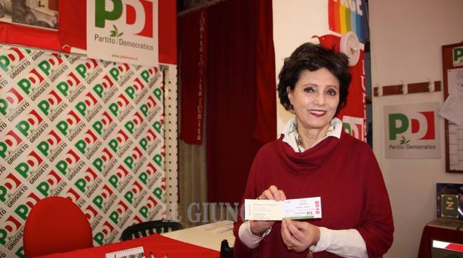 Francesca Scopelliti entra nel Pd