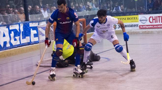 Hockey Eurolega Barcellona Follonica