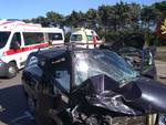 Incidente vvf Terrarossa
