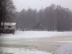 Neve sull'Amiata marzo 2018
