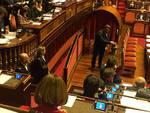 Primo giorno in Parlamento 2018