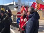 protesta sindacati al Porto 2018